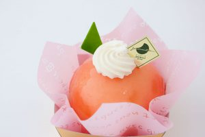 季節の生ケーキ 8月
