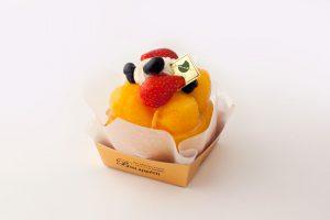 季節の生ケーキ 10月